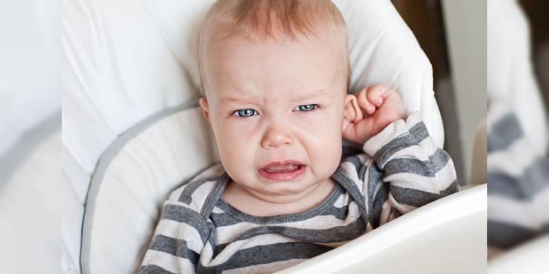 bebeklerde boğaz ağrısı